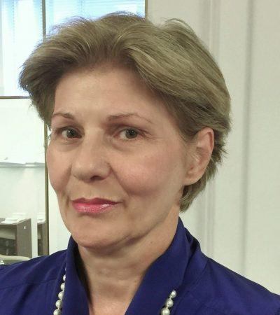 Mira Ralevic, partner, team
